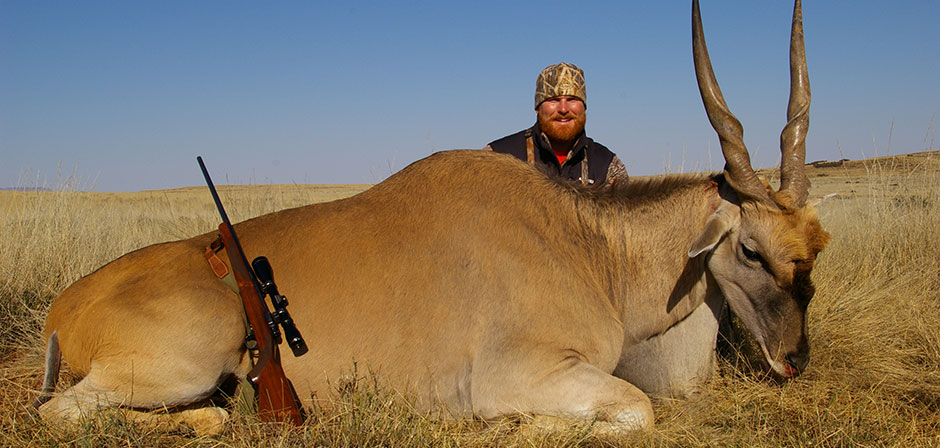 Affordable Plains Game Hunting in South Africa | Trophy Kudu, Gemsbok, Zebra, Wildebeest, Blesbok, Sable